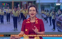 Đội kèn nhí trường học tham gia công diễn nhiều nhất châu Á 1