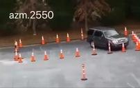 Màn thi lấy bằng lái ô tô đỉnh cao