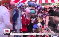 Lễ hội văn hóa Ichigo Ichie - Nhật Bản tại Cung thiếu nhi Hà Nội
