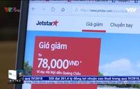 Cảnh báo tình trạng lừa đảo mua vé máy bay giá rẻ