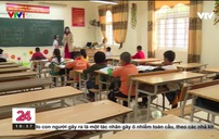 Phản đối mở rộng nghĩa trang Thanh Tước, hàng ngàn gia đình ở Mê Linh cho con nghỉ học