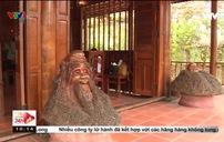 Độc đáo căn nhà 6 tỷ làm từ 4.000 cây dừa lão