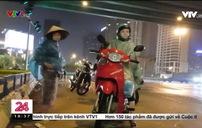 Nạn ăn xin đường phố lại rộ lên ở Thủ đô Hà Nội