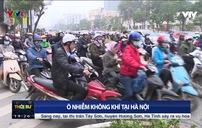 Hà Nội ô nhiễm không khí