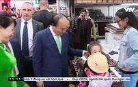 Thủ tướng gặp gỡ cộng đồng người Việt tại CH Czech