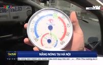 Nắng nóng gay gắt tại Hà Nội