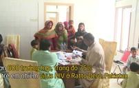 Lây nhiễm HIV hàng loạt do dùng chung kim tiêm