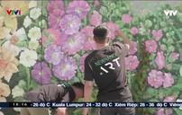Chiêm ngưỡng đường hoa Việt Nam bên bờ sông Seine, Pháp