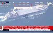 Iran bác thông tin Mỹ bắn hạ máy bay không người lái