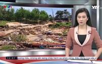 Phú Quốc (Kiên Giang): Nhiều tuyến đường bị hư hỏng sau ngập