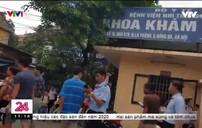 Xuất hiện tình trạng độc quyền xe ôm trước cổng Bệnh viện Nhi Trung ương