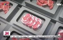 Trung Quốc xả kho thịt lợn đông lạnh