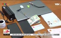 Chiêu trò rút trộm tiền từ các cây ATM