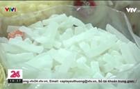 TP.HCM đẩy mạnh kiểm tra các chợ bán bánh mứt kẹo dịp cận Tết
