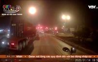 Tai nạn do phóng nhanh thiếu chú ý quan sát