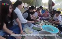 Tết Việt sẻ chia ở Trung Đông