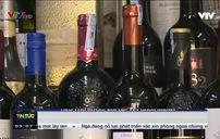Tiêu thụ rượu bia dịp Tết giảm mạnh
