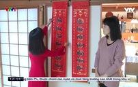 Gia đình Nhật Bản đón Tết Âm lịch với cô dâu Việt