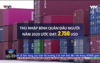 Phấn đấu GDP năm 2021 đạt 6%