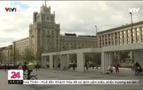 Dịch COVID-19 bùng phát mạnh, hệ thống y tế Nga có nguy cơ vỡ trận
