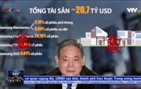 Gia đình Chủ tịch Samsung sẽ nộp 10 tỷ USD thuế thừa kế thế nào?