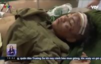 Cấp cứu nạn nhân vụ sạt lở ở Nam Trà My