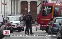 Nước Pháp hứng chịu một loạt các vụ tấn công và tấn công bất thành