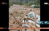 Hình ảnh hiện trường tan hoang vụ sạt lở Phước Sơn