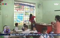 Sau lũ, Quảng Bình thiếu nhiều thiết bị học tập