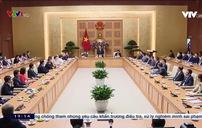 Thủ tướng gặp mặt 124 doanh nghiệp có sản phẩm đạt THQG Việt Nam 2020