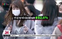 Tình trạng tự tử ở nữ giới Nhật bản tăng cao bất thường do COVID-19