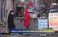 Các tình nguyện viên Trung Quốc nỗ lực hỗ trợ đối phó dịch