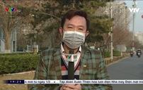 Trung Quốc giảm số ca mắc COVID-19