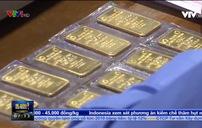 Vàng trong nước có dấu hiệu bị làm giá