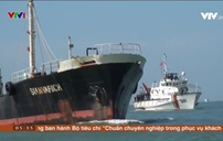 Tàu nước ngoài buôn lậu gần 2 triệu lít dầu DO
