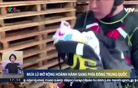 VIDEO: Giải cứu 13 ngàn người dân tỉnh Phúc Kiến, Trung Quốc bị nước lũ cô lập