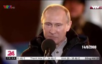 Tổng thống Putin và những thành tựu sau 2 thập kỷ dẫn dắt nước Nga