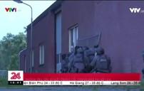 VIDEO: Phát hiện phòng tra tấn bí mật trong các container tại Hà Lan
