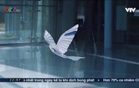 Robot bay được như chim