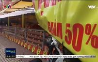 Ảm đạm thị trường bánh Trung thu tại TP.HCM