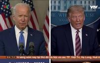 Cuộc đối đầu trực tiếp đầu tiên giữa hai ứng cử viên Tổng thống Mỹ