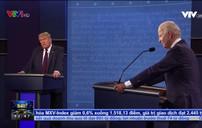 Điểm nhấn kinh tế trong phiên tranh luận bầu cử Mỹ đầu tiên