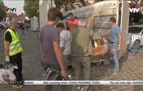 Vứt rác cồng kềnh ở Bỉ