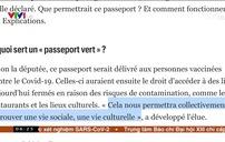 Các nước đã sẵn sàng với hộ chiếu xanh?