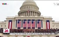 Lễ nhậm chức của Tổng thống đắc cử Joe Biden - sự kiện được quan tâm nhất thế giới năm 2021