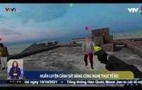 Huấn luyện cảnh sát bằng công nghệ thực tế ảo