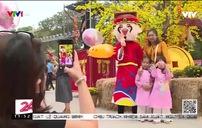 Đậm đà vị Tết cổ truyền tại lễ hội Tết Việt