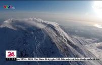 Khám phá vùng đất của núi lửa và băng giá ở Nga