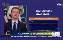 California tuyên bố dỡ bỏ phong tỏa