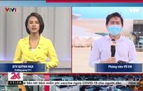 Cận cảnh lô vaccine COVID-19 đầu tiên về Việt Nam